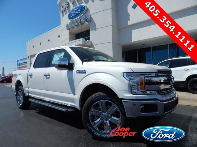 2018 F-150 SuperCrew Cab 4x4, Pickup #JKD66765 - photo 1