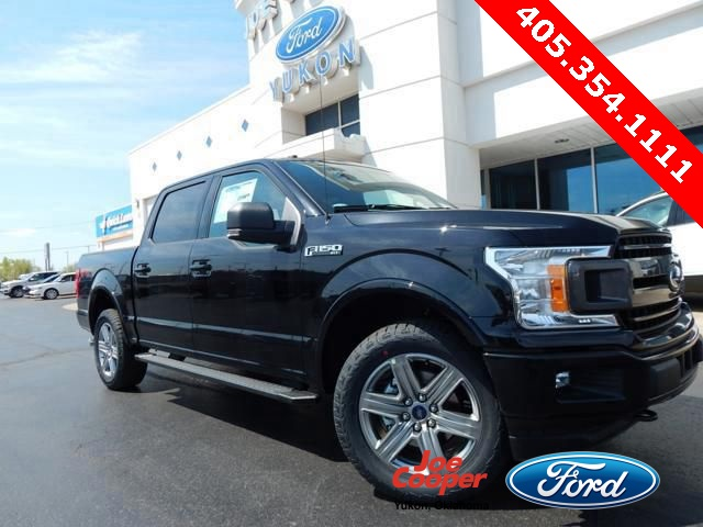 2018 F-150 SuperCrew Cab 4x4,  Pickup #JKE13587 - photo 1