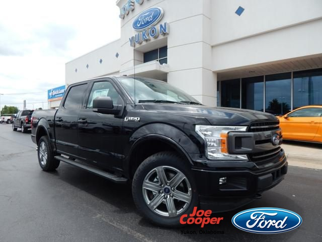 2018 F-150 SuperCrew Cab 4x4,  Pickup #JKE39309 - photo 1