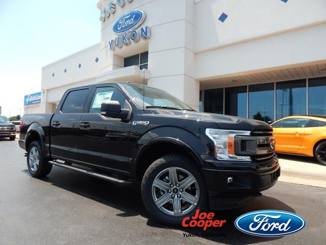 2018 F-150 SuperCrew Cab 4x4,  Pickup #JKE39310 - photo 1