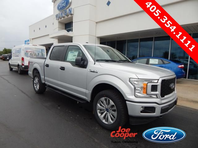 2018 F-150 SuperCrew Cab 4x4,  Pickup #JKF02967 - photo 1