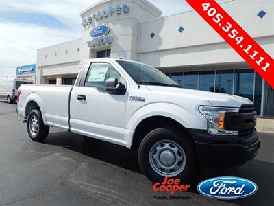 2018 F-150 Regular Cab 4x2,  Pickup #JKF27086 - photo 1