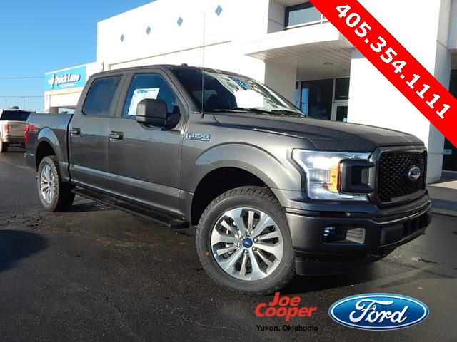 2018 F-150 SuperCrew Cab 4x4,  Pickup #JKF27094 - photo 1
