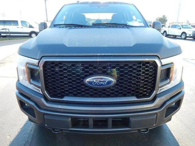 2018 F-150 SuperCrew Cab 4x4,  Pickup #JKF27094 - photo 4