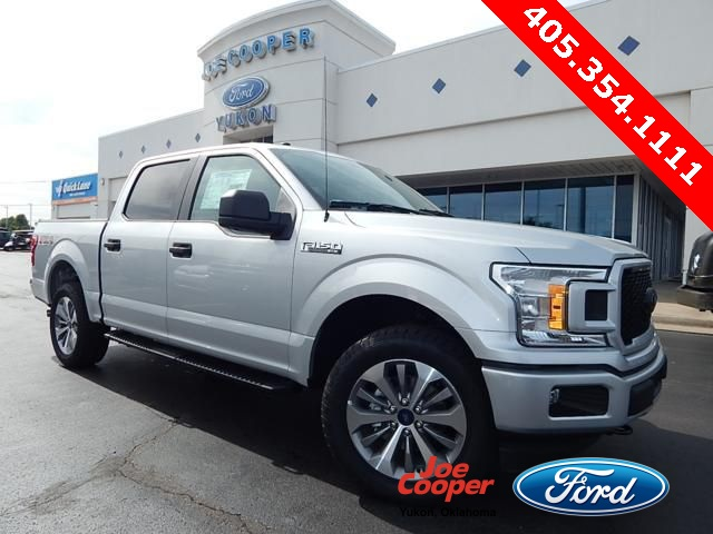 2018 F-150 SuperCrew Cab 4x4,  Pickup #JKF27095 - photo 1