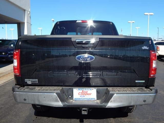 2018 F-150 SuperCrew Cab 4x4,  Pickup #JKF27099 - photo 2