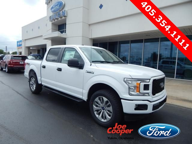 2018 F-150 SuperCrew Cab 4x4,  Pickup #JKF34911 - photo 1