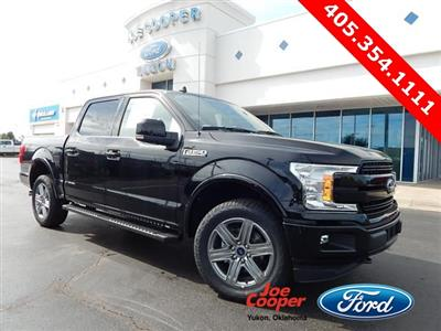 2018 F-150 SuperCrew Cab 4x4,  Pickup #JKF54369 - photo 1
