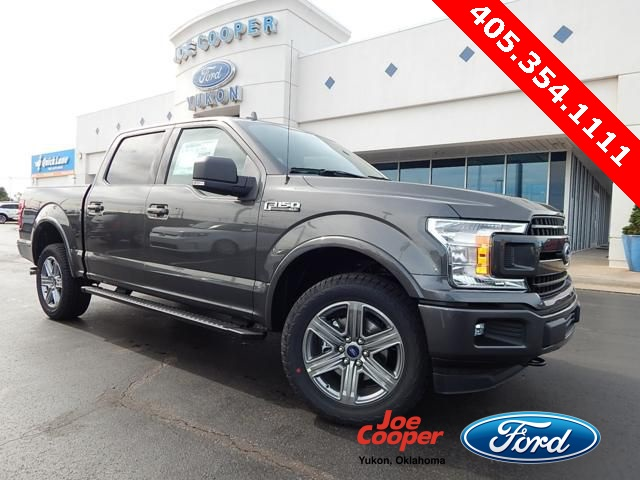 2018 F-150 SuperCrew Cab 4x4,  Pickup #JKF73070 - photo 1
