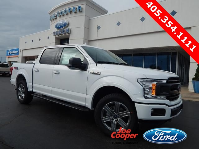 2018 F-150 SuperCrew Cab 4x4,  Pickup #JKF73072 - photo 1