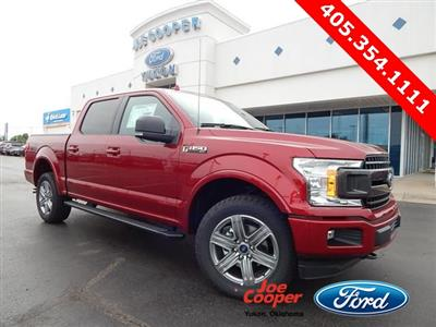 2018 F-150 SuperCrew Cab 4x4,  Pickup #JKF73073 - photo 1