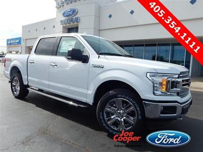 2018 F-150 SuperCrew Cab 4x4,  Pickup #JKF73083 - photo 1