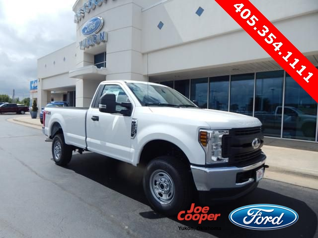 2019 F-250 Regular Cab 4x4,  Pickup #KEC30476 - photo 1