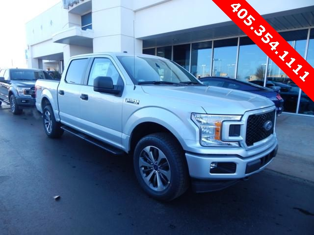 2019 F-150 SuperCrew Cab 4x4,  Pickup #KKC20259 - photo 1