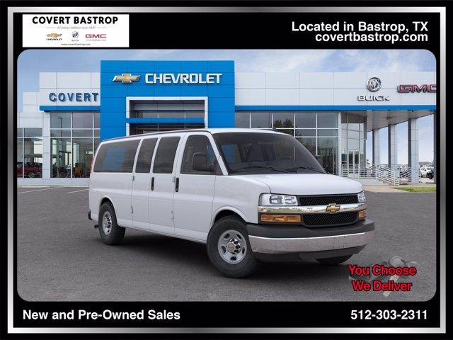 2020 Chevrolet Express 3500 4x2, Passenger Wagon #203202 - photo 1