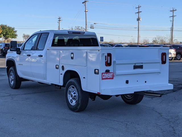 2020 Chevrolet Silverado 2500 Double Cab 4x2, Knapheide Service Body #203316 - photo 1