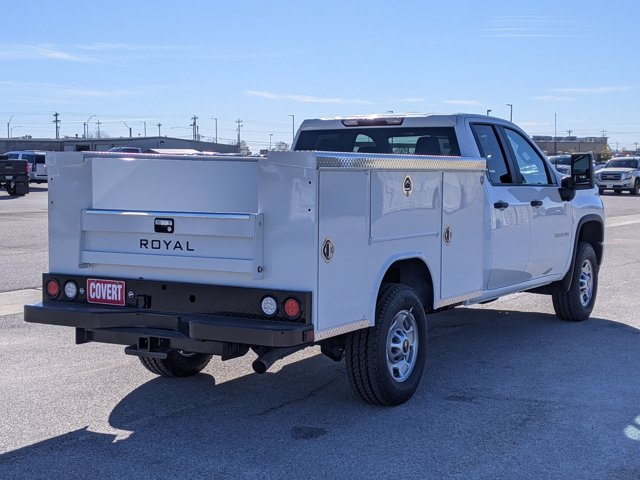 2020 Chevrolet Silverado 2500 Regular Cab 4x2, Royal Service Body #203414 - photo 1