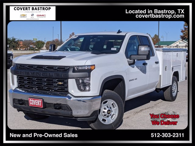 2020 Chevrolet Silverado 2500 Double Cab 4x2, Harbor Service Body #203445 - photo 1