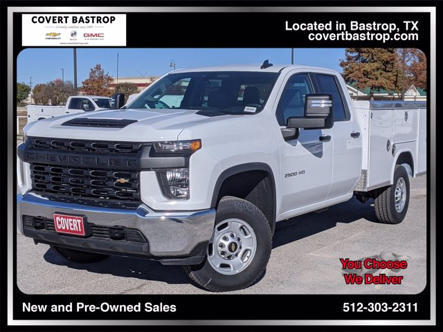2020 Chevrolet Silverado 2500 Crew Cab 4x2, Royal Service Body #203448 - photo 1