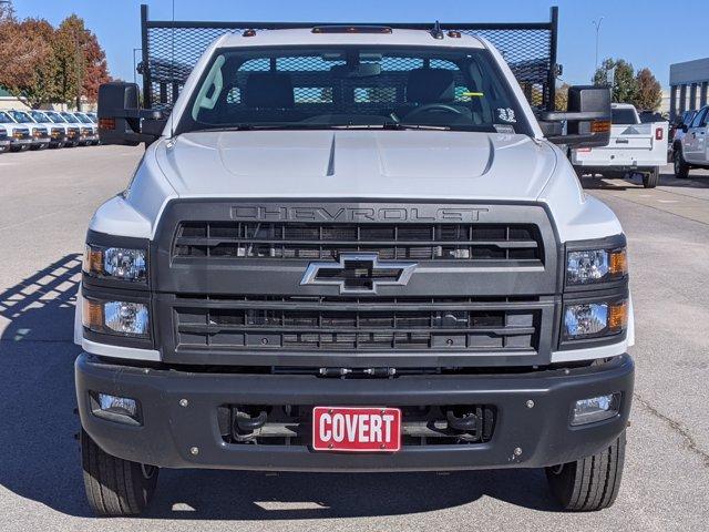 2019 Chevrolet Silverado Medium Duty Regular Cab DRW 4x2, Knapheide Stake Bed #393232 - photo 6