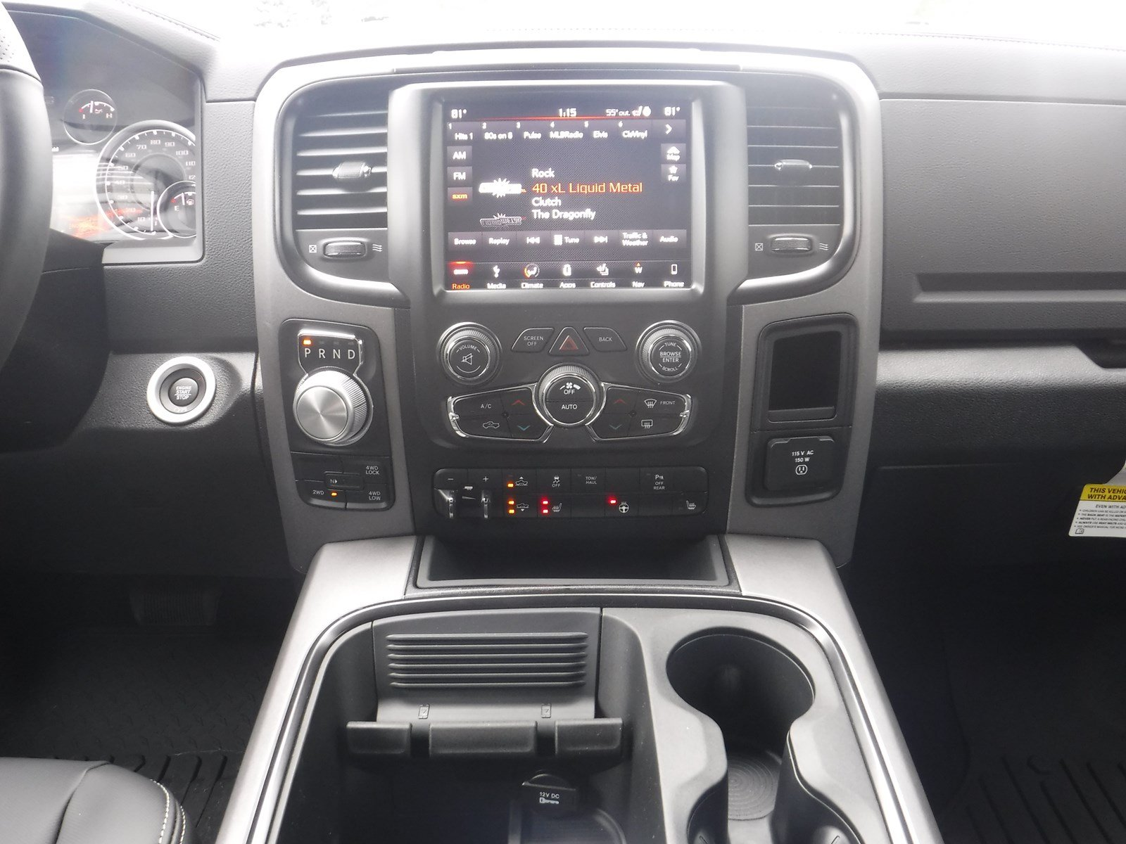 2018 Ram 1500 Crew Cab 4x4 Pickup #180172 - photo 14
