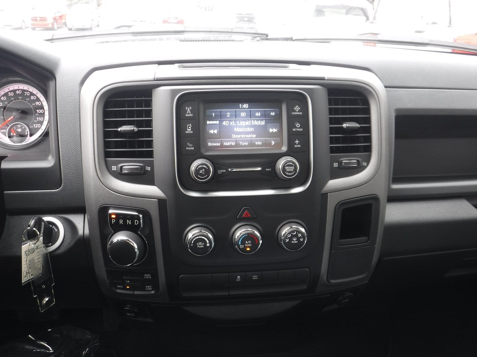 2018 Ram 1500 Regular Cab 4x4 Pickup #180279 - photo 11
