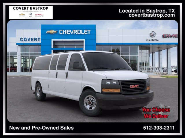 2020 GMC Savana 3500 4x2, Passenger Wagon #202814 - photo 1