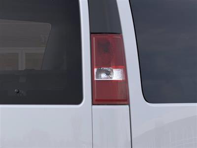 2020 GMC Savana 3500 RWD, Passenger Wagon #202814 - photo 9