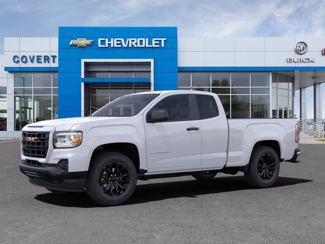 2021 GMC Canyon Extended Cab 4x2, Pickup #210865 - photo 3