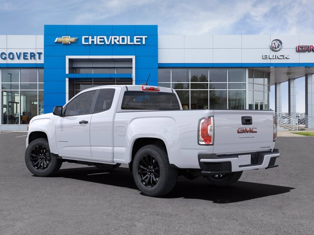 2021 GMC Canyon Extended Cab 4x2, Pickup #210865 - photo 4