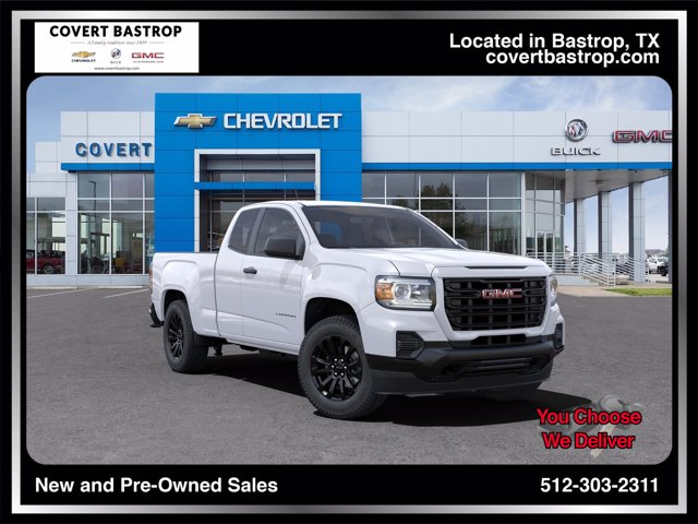2021 GMC Canyon Extended Cab 4x2, Pickup #210866 - photo 1