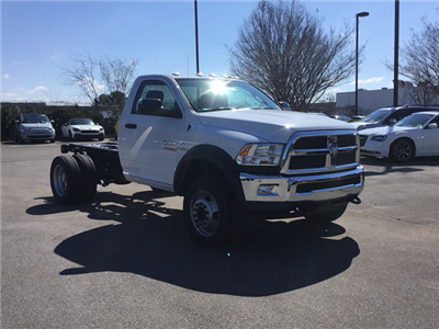 2017 Ram 5500 Regular Cab DRW 4x4, Cab Chassis #HG702881 - photo 1