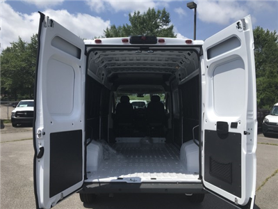 2018 ProMaster 2500 High Roof FWD,  Empty Cargo Van #JE144481 - photo 2