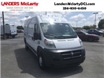 2018 ProMaster 2500 High Roof FWD,  Empty Cargo Van #JE144481 - photo 1