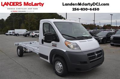 2018 ProMaster 3500 Standard Roof FWD,  Cab Chassis #JE148252 - photo 1