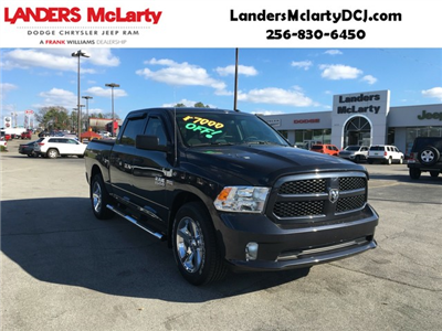 2018 Ram 1500 Crew Cab, Pickup #JG122696 - photo 1