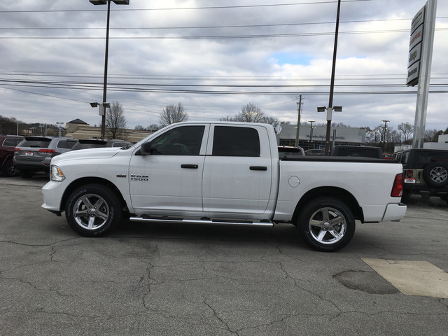 2018 Ram 1500 Crew Cab, Pickup #JG122699 - photo 4
