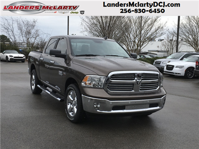 2018 Ram 1500 Crew Cab 4x4, Pickup #JG123194 - photo 1