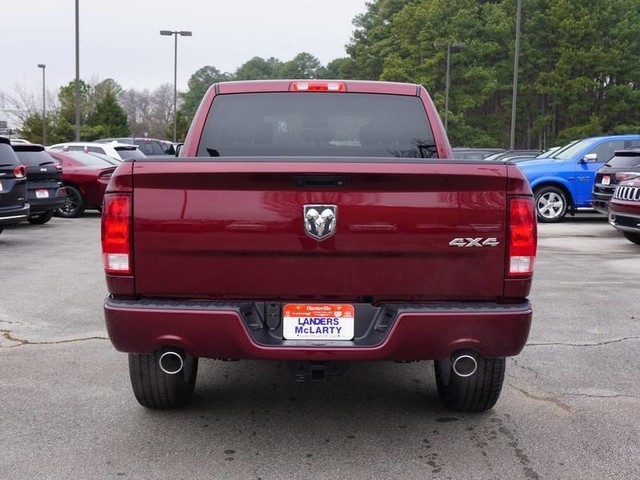 2018 Ram 1500 Crew Cab 4x4, Pickup #JG158611 - photo 2