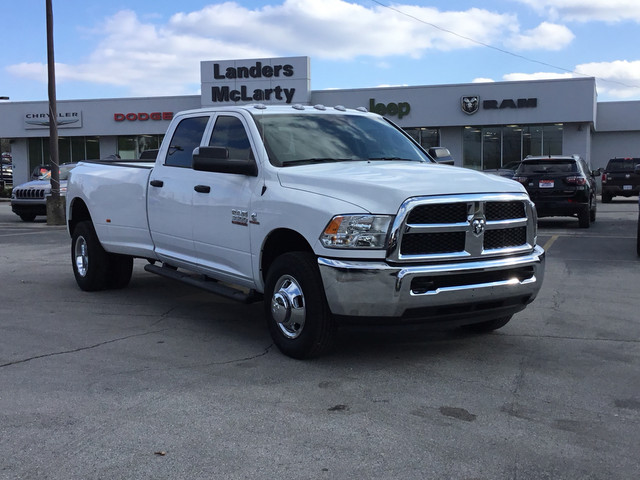 2018 Ram 3500 Crew Cab DRW, Pickup #JG163657 - photo 1