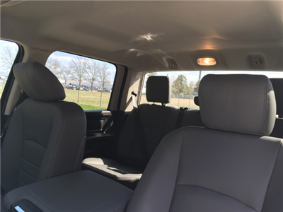 2018 Ram 2500 Crew Cab 4x4, Pickup #JG209511 - photo 8
