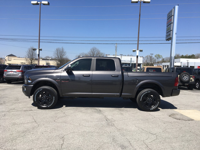 2018 Ram 2500 Crew Cab 4x4, Pickup #JG209514 - photo 4