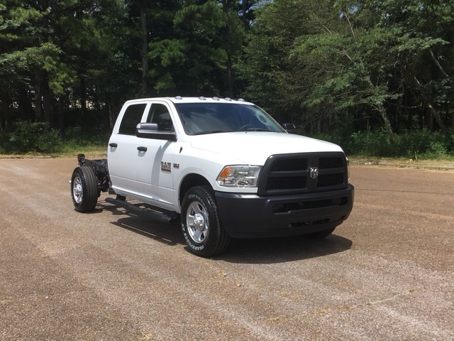 2018 Ram 2500 Crew Cab 4x2,  Cab Chassis #JG287271 - photo 1