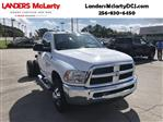 2018 Ram 3500 Regular Cab DRW 4x4,  Cab Chassis #JG300356 - photo 1
