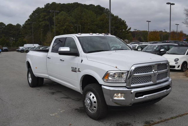 2018 Ram 3500 Crew Cab DRW 4x4,  Pickup #JG387162 - photo 3
