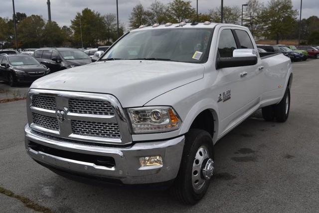 2018 Ram 3500 Crew Cab DRW 4x4,  Pickup #JG387162 - photo 5
