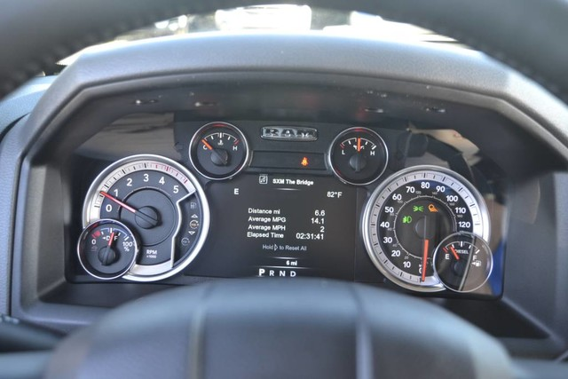 2018 Ram 2500 Crew Cab 4x4,  Pickup #JG427655 - photo 17