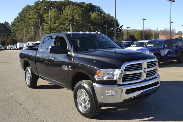 2018 Ram 2500 Crew Cab 4x4,  Pickup #JG427655 - photo 3