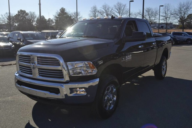 2018 Ram 2500 Crew Cab 4x4,  Pickup #JG427655 - photo 5