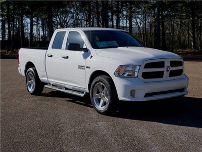 2018 Ram 1500 Quad Cab 4x2,  Pickup #JS149844 - photo 3